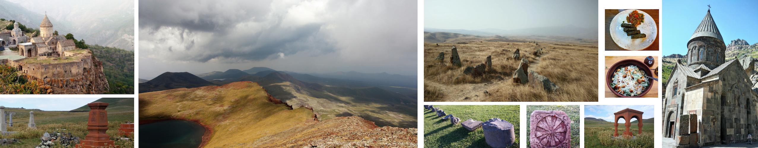 Duhovno potovanje – Armenija – SLYDER